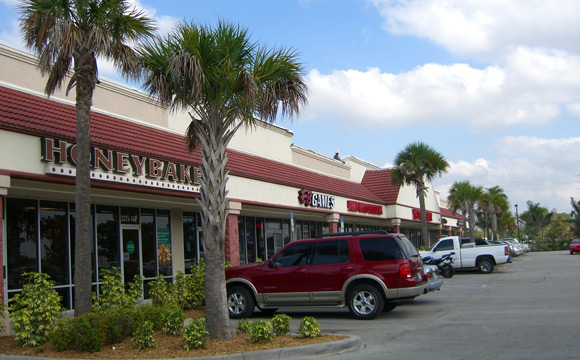 184,000 Square Foot plaza located in Naples, FL. Anchored by Home Depot.